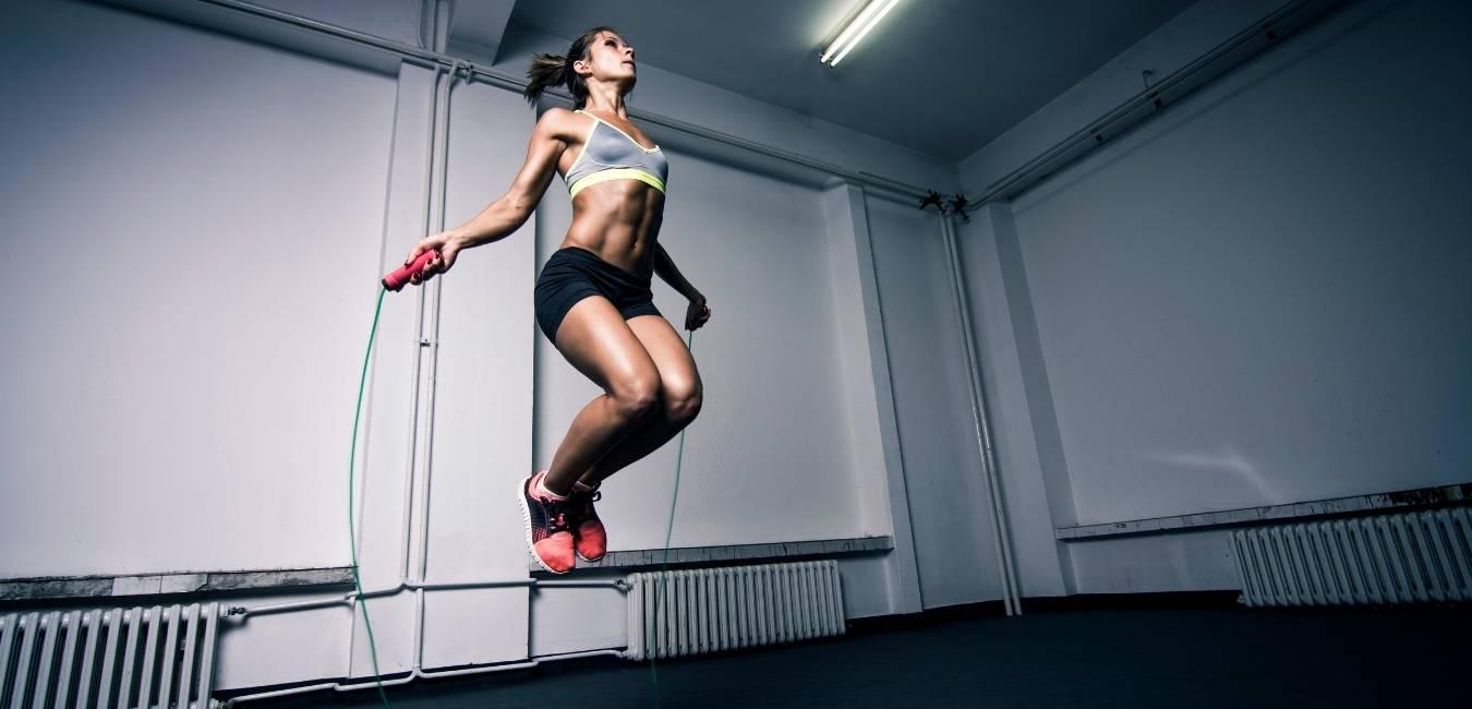 קפיצה על חבל איך היא עוזרת להוריד במשקל